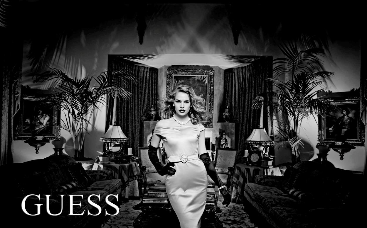Guess Campaign By Fashion Photographer Shaun Alexander Based In Los Angeles California