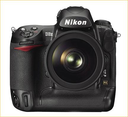 Digital SLR Camera Nikon D3X